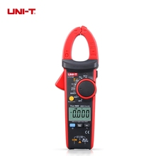 UNI-T UT216B True RMS Digital Clamp Meters NCV V.F.C Diode LCD Backlight 6000 Display Count Auto Range(China)