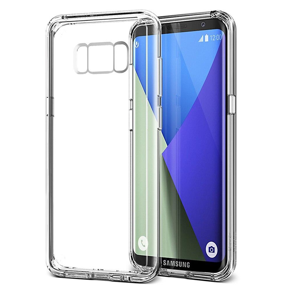 Silicon Cover for samsung galaxy S4 S5 mini S6 S7 Edge S8 Plus J1 J3 J5 J7 A3 A5 2016 2017 A7 coque J2 Note 8 Grand Prime Case