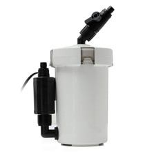 ZHIYANG HW-603BL 6W External Canister Filter Table Top Aquarium Fish Tank 400L/h Mini Aquarium External Canister Filter(China)