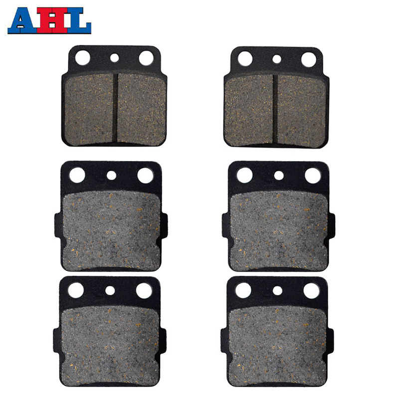 Suzuki F+R Brake Pads LTZ400 Quadsport 2003 2004 2005 2006 2007 2008 2009 2010 />