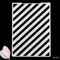 Зебра patterm Пластик Тиснение папка для Скрапбукинг Бумага Craft DIY карты решений украшения поставки