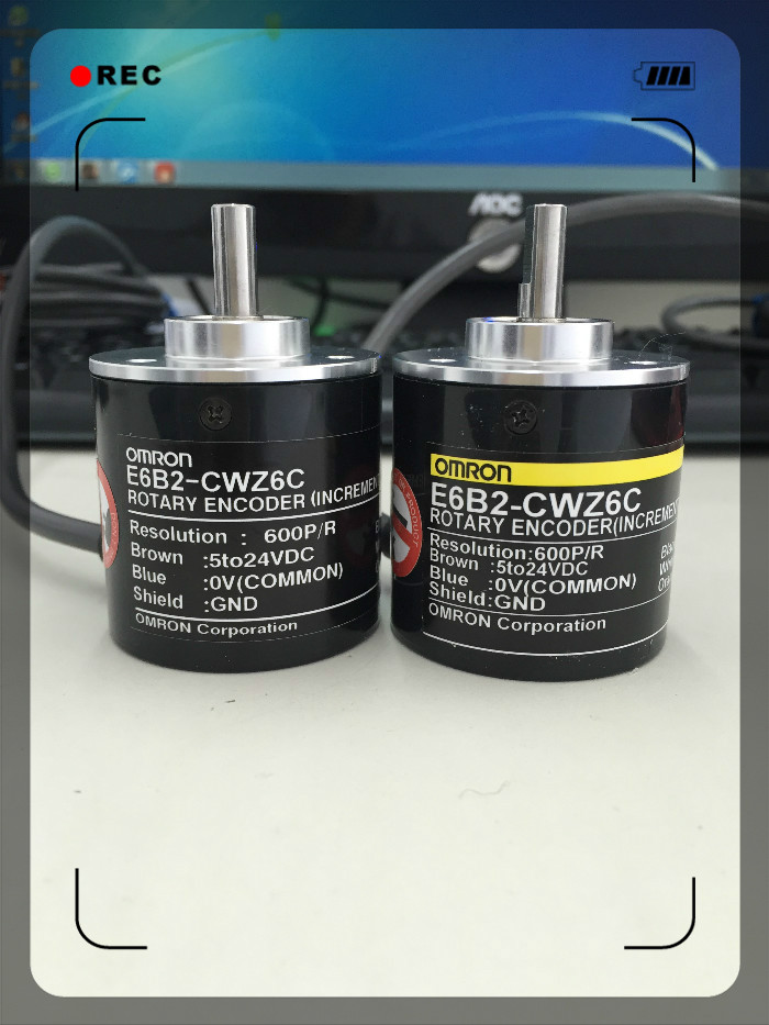 Rotary encoder 600P/R E6B2-CWZ6C<br>
