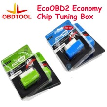 EcoOBD2 Economy Chip Tuning Box OBD Car Fuel Saver Eco OBD2 for Benzine Cars Fuel Saving 15% for Gasoline & Diesel(China)