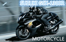 JOYCITY/1:12 Scale/Simulation Die-Cast model motorcycle toy/SUZUKI GSX-1300R/Delicate children's toys or colllection