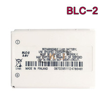 BLC-2 BLC2 Phone Battery For Nokia 3310 3330 3410 3510 5510 3530 3335 3686 3685 3589 3315 3350 3510 6650 6800 3550 Free Shipping
