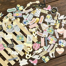 70pcs Colorful Cardstock Die Cuts for Scrapbooking/Card Making/Journaling Project DIY