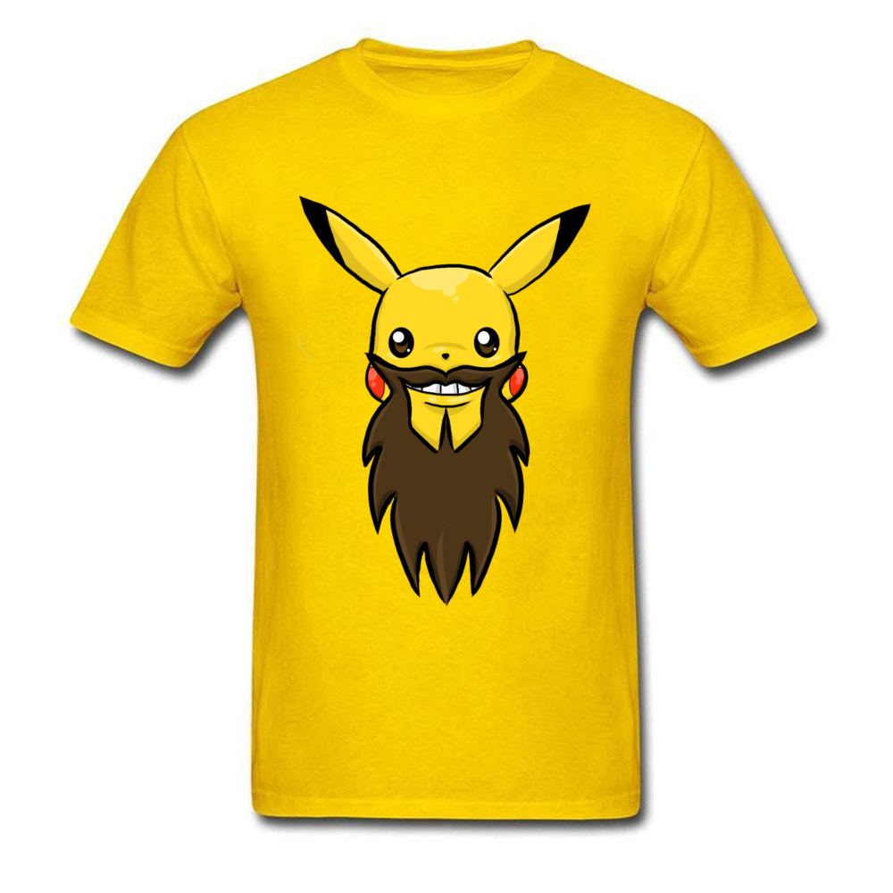 Happy Pika Beard_yellow