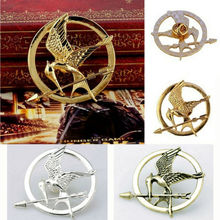 Solar System The Hunger Games Jay Antique Bronze Christmas Gift Shawl Badge Pin Bag Brooch for Women Men G1R6C