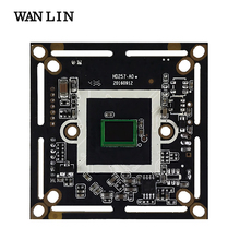 "WANLIN 1/3"" 1080P SONY IMX323+2470 AHD CVI TVI 3 IN 1 Camera Module with OSD Cable"