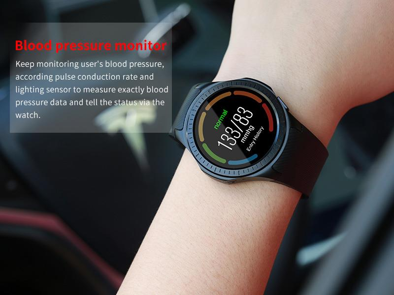 GPS Bluetooth Smart Watch for Sports 4
