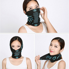 Women Men Multifunctional Bandana Magic Scarf Face Mask Neck Warmer Wristband Sport Outdoor Tiaras Headwear Balaclava Head Wrap(China)