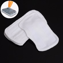 6Pcs/lot Replacement Standard Microfiber Pad 27.5 x 16cm For Floor Shark Steam Mop Machine Washable Cloths