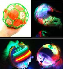 Ailin Large electric dance music crazy football LED Hot light toys Children creativity Bouncing ball toy