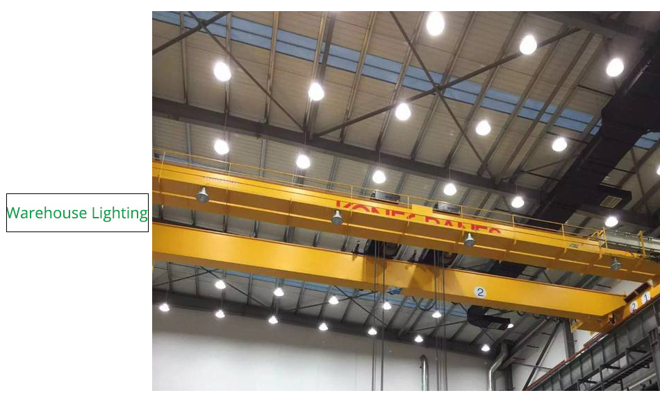 LED High Bay Light UFO 50W Warehouse Industrial Lamp Workshop LED Lamp for Sewing Machine Projector Lighting High Brightness (9)-1