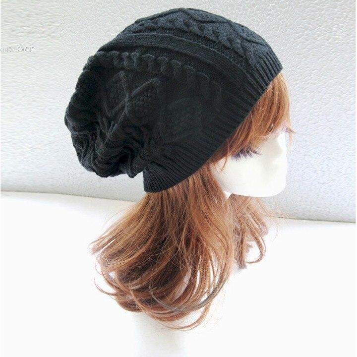 2014 New Fashion Women Men Beanie Hat Winter Hat Knitted Caps And Hats For Women 6 Colors High Quality 12Îäåæäà è àêñåññóàðû<br><br><br>Aliexpress