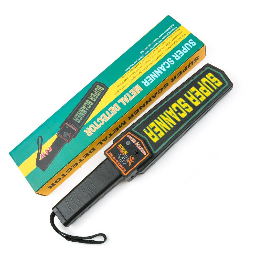 CHEAP Brand New High quality Sensitivity Garrett Super Scanner Hand ...