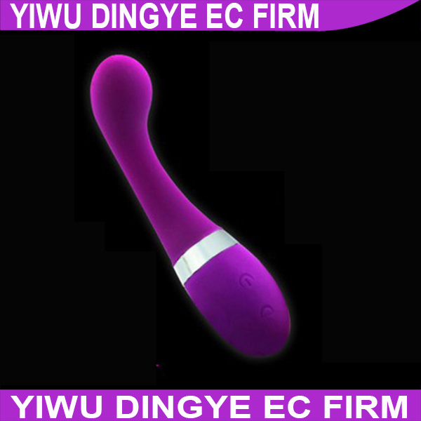 2015 New High Grade 10 Speed USB Rechargeable G-spot Dildo Vibrator Adult Sex Machines Adult Produxts Sex Toys for Women<br>