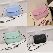 New Casual Women Messenger Crossbody Shoulder Bag Satchel Handbag Purse Tote High Quality Pu Leather Handbag Retail Wholesale