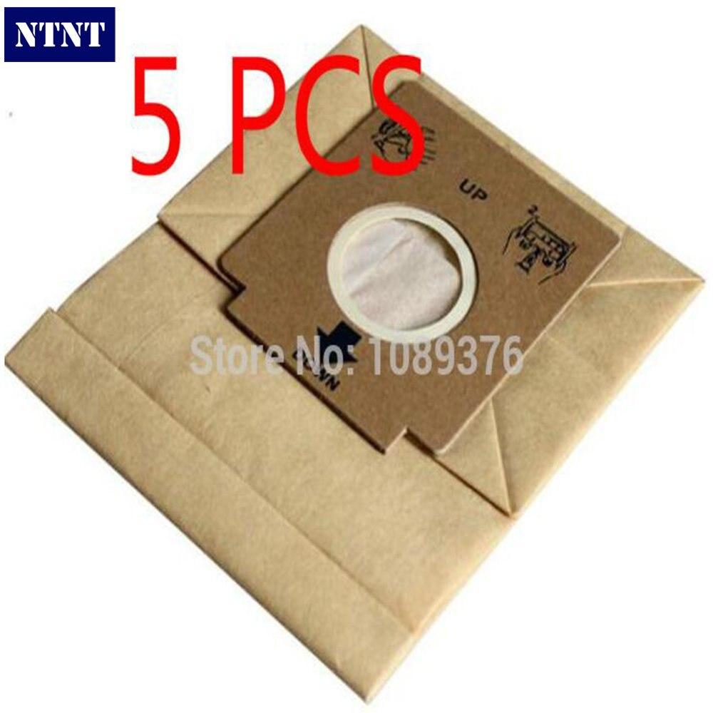 NTNT 5 PCS For Electrolux Paper dust bag suitable Fit Z1480 ZW1200-211 ZC1120B ZC1120R ZC1120Y ZMO1510 ZMO1511 ZMO1550 ZMO1510<br><br>Aliexpress