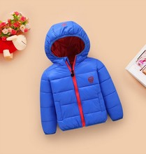 2017 Fashion Girl's Down jackets/coats winter Russia baby Coats thick duck Warm jacket Children Outerwears -30degree jackets