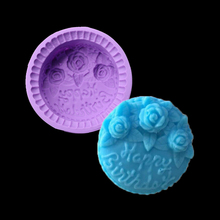 3d Rose Silicone Soap Mold Crafts Diy Soap Mold Cake Decorating Tools Valentine Gift Decoration Dessert Kitchen Baking Tools(China)