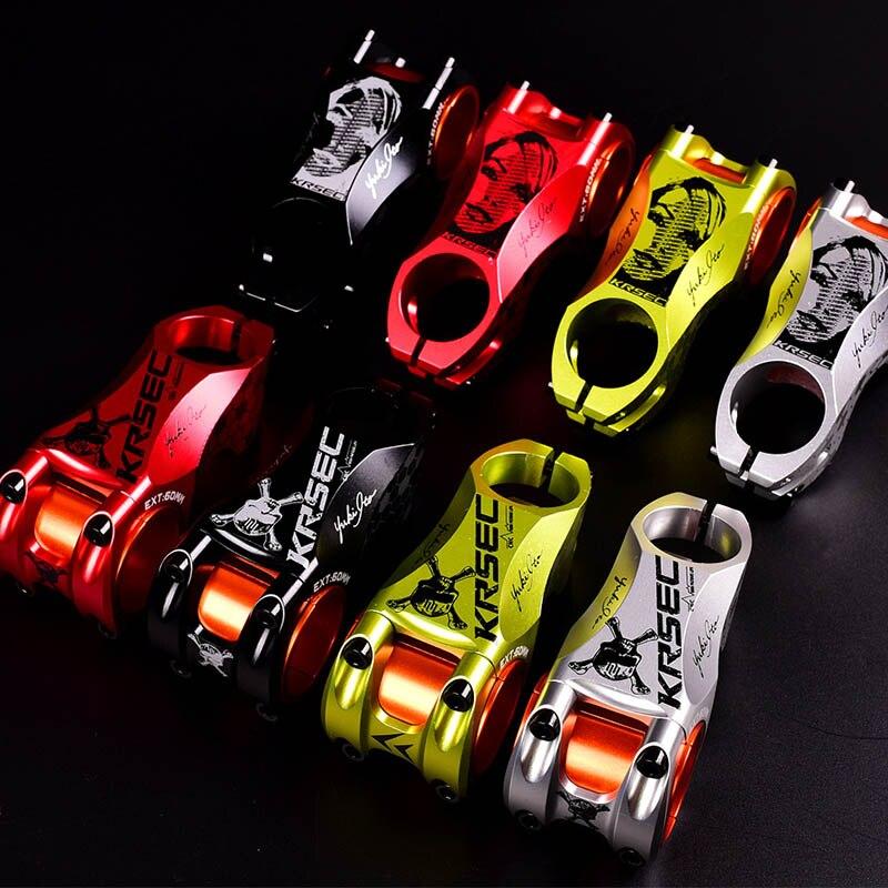 CNC 35 31.8mm/35mm Alloy MTB BMX DH FR Fixed Gear Downhill Bike Handlebar Stem -17 Degree Mountain Bicycle Stem Clamp Bike Stem<br>