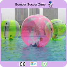 Top quality colorful inflataber water walking ball/ water rolling ball/ water bubble ball 2.0m diameter