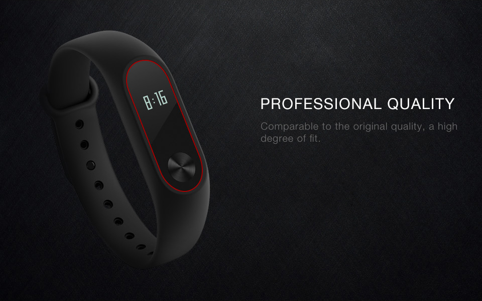 Free shiping Xiaomi Mi band 2 Strap Colorful Strap Wristband Replacement Smart Band Accessories For Mi Band 2 Silicone