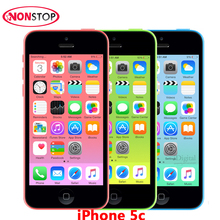 Original Unlocked Apple iPhone 5C Candy Color iPhone 5c iOS Dual Core 8GB/16GB/32GB 8MP Camera 4.0 inches WIFI GPS 3G Cell Phone(China)