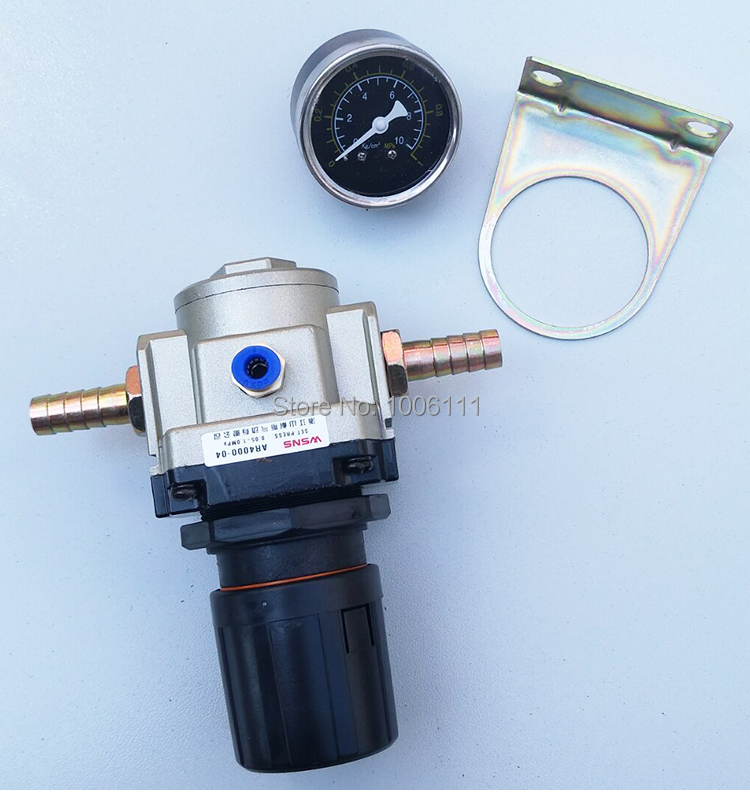 Special pressure regulating valve for sand blasting machine<br>
