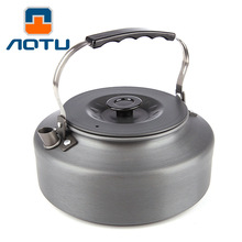 Good thermos stainless steel 1.6 L water kettle cooker camping Portable kettles stove kettle  gas teapot cooking tools