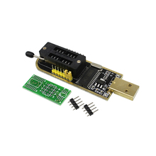Smart Electronics CH341A 24 25 Series EEPROM Flash BIOS USB Programmer with Software & Driver