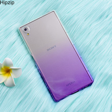 Buy Fashion Colorful Case Sony Xperia Z5 C5 XA XA1 Ultra X Compact XP XZ Premium Back Cover Phone Protector Anti-Scratch Coque for $1.17 in AliExpress store