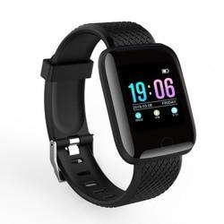 Умные часы для Android, Apple, с мониторингом пульса, давления