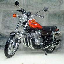 Brand New 1/12 Scale Classical 1973 Kawasaki 750 RS (Z2) Vintage Motorbike Diecast Metal Motorcycle Model Toy For Collection