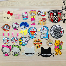 animal cloth affixed to the decoration of the clothes patch patch badges can be sewn to iron a variety of optional(China)