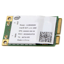 New Intel Wifi Link 1000 112BNMMW for hp  300Mbps Wireless Card Wifi Wlan Mini PCI-E  Network card