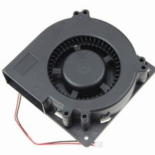 10pcs Gdstime Brushless Ball-Bearing 2Pin 12CM 120x120x32 mm 12032 120mm PC Blower Fan 12 Volt