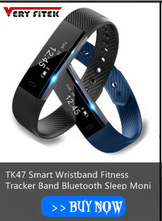image for TK47 Smart Wristband Fitness Tracker Band Bluetooth Sleep Monitor Watc