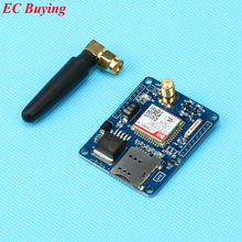 1 PCS SIM800C Development Board Quad-Band GSM / GPRS Module Supports Bluetooth/ TTS/ DTMF Alternative SIM900A Glue Stick Antenna