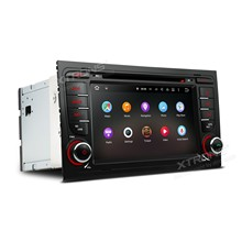 "7"" Android 5.1 OS Special Car DVD for Audi A4/S4/RS4 2002-2008 with Full RCA Output Support & Google Voice Search Support"