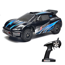 RC Car 35KMH 1/12 Scale Off Road Full Proportional Cool Design 4WD Monster Best Gift for Kids Remote Control Sport Racing Car(China)