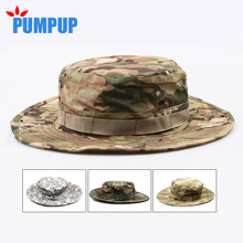 Tactical Airsoft Sniper Camouflage Boonie Hats Nepalese Cap Militares Army Mens Bucket Hat Military Accessories Hiking Hats