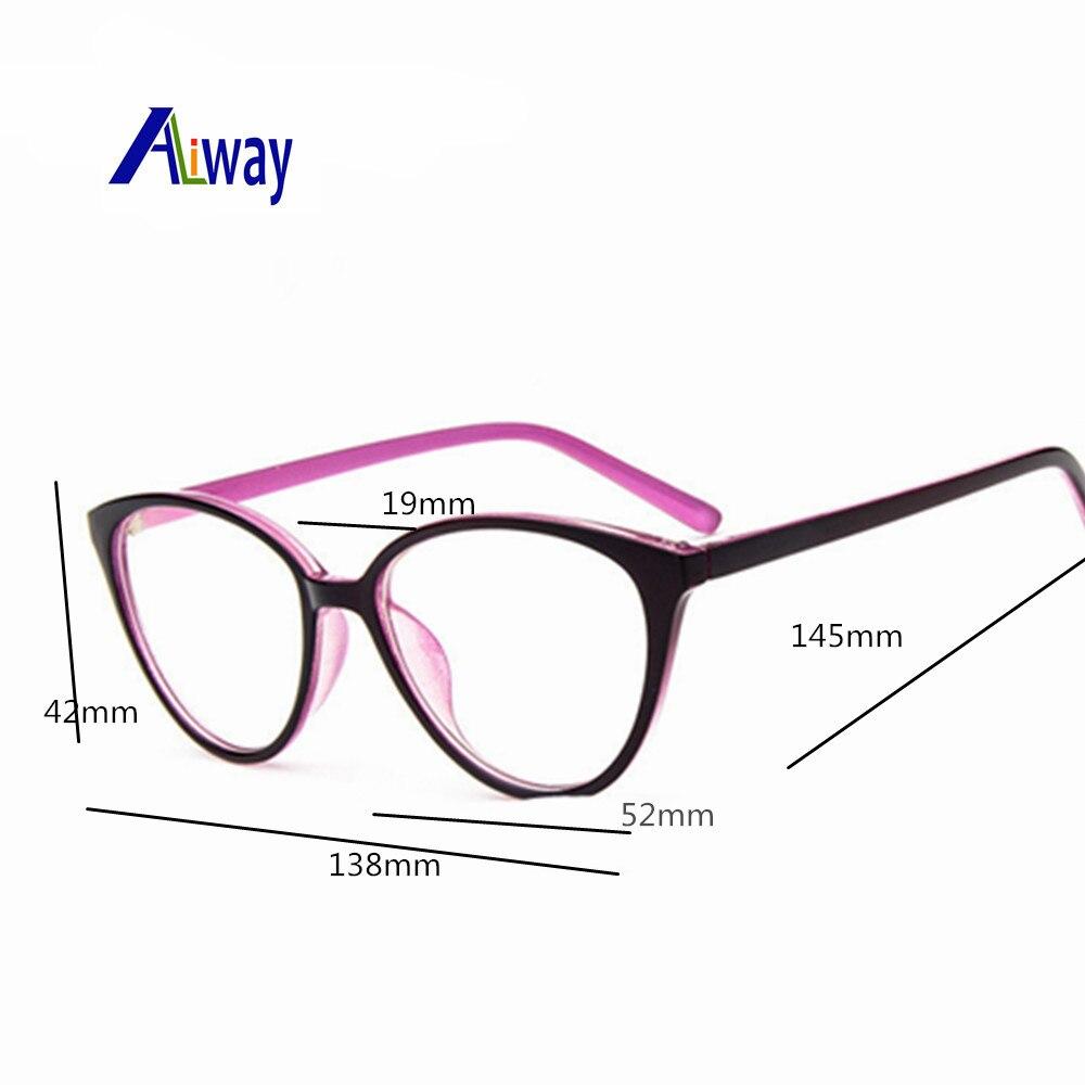 c859fbb67eb Beautiful Frame Brand Eye Glasses Frame Women Fashion Men cat Eyeglasses  Optical Eyewear Oculos De Grau Armacao Femininos