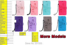 For Samsung Galaxy NOTE8 NOTE 8 Flower Strap Wallet PU Leather Pouch Case Ant Butterfly TPU ID Card Stand Money Cover Skin 50PCS(China)