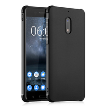 COCOSE Silicon Shockproof Dropproof Protective Cover Mobile Phone  Bag Case for Nokia 6 5.5 inch