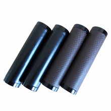 New Classic Pattern MTB Road Bike Grip Retro PU Bicycle Handle Bar Grips Bike Parts Lockable Mountain Bike Handlebar Grip(China)