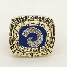 Cost Price Wholesale N.F.C 1979 Los Angeles Rams Replica High Quality Championship Rings