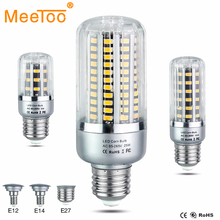 SMD 5736 E27 E14 E12 LED Light Corn Lamp 5W 10W 15W 20W 25W led lamp 110V 220V Lampada Candle Ampoule LED Energy Saving Lights(China)
