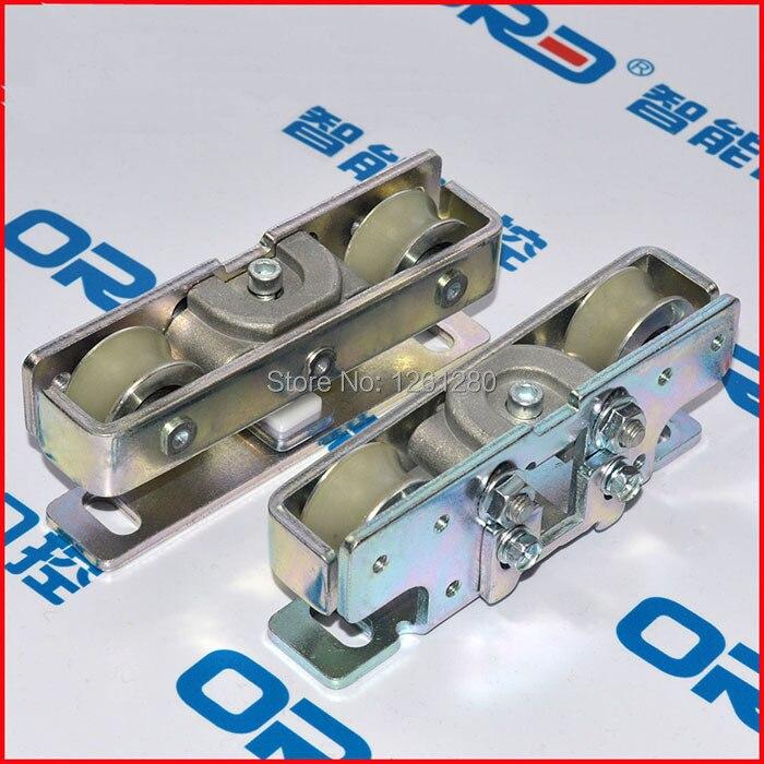 free shipping Automatic Door Operator sliding door hanging roller glass door sensors door Polyester mute wheel hardware part<br><br>Aliexpress